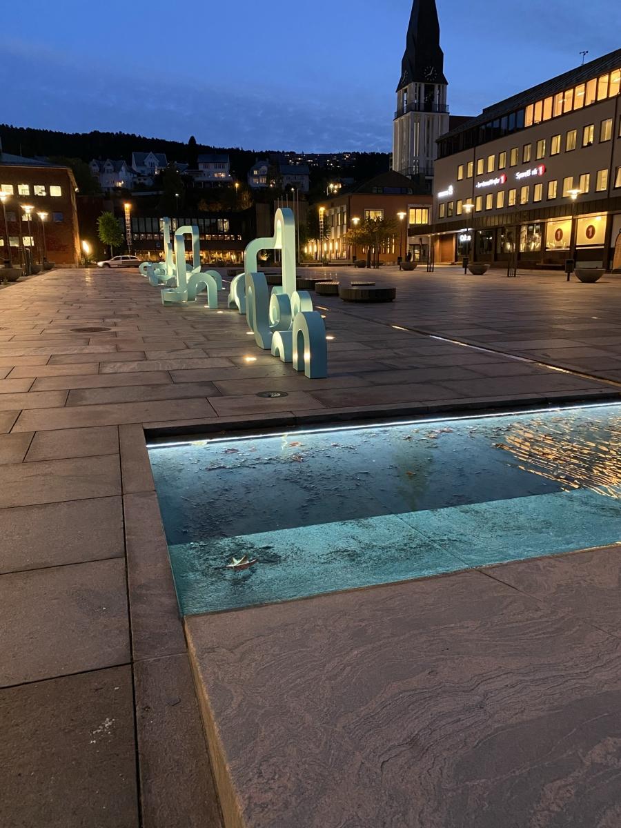 Konstverk Molde, Norge